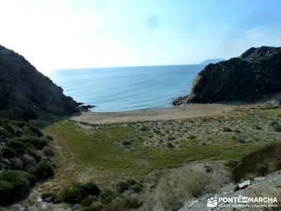 Calblanque y Calnegre - Cabo Tiñoso; amigos del senderismo; rutas senderismo;yelmo pedriza